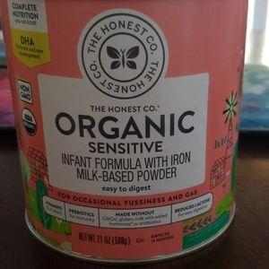 The Honest Co. Organic Sensitive Infant